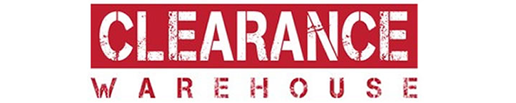clearance warehouse website